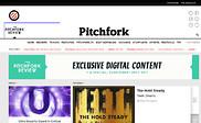 Preview of pitchfork.com