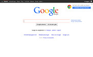 Preview of google.be