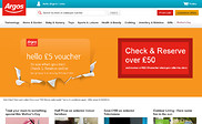 Preview of argos.co.uk