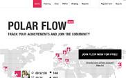 Preview of flow.polar.com