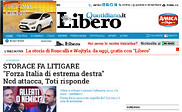 Preview of liberoquotidiano.it
