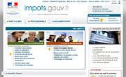 Preview of impots.gouv.fr