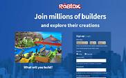 Preview of roblox.com