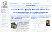 Preview of de.wikipedia.org