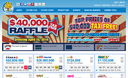 Preview of michiganlottery.com