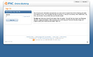 Preview of onlinebanking.pnc.com